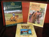 The Essentials Of Horsemanship, and 2 Related Hard Covers