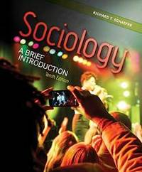 image of Sociology: A Brief Introduction with Connect Plus Access Card