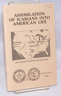 Assimilation of Icarians into American life: Proceedings of the 1988 Cours Icarien Symposium