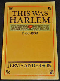 image of This Was Harlem: A Cultural Portrait, 1900-1950