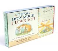 image of Guess How Much I Love You: Baby Milestone Moments: Board Book and Cards Gift Set