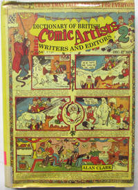 image of Dictionary of British Comic Artists, Writers, and Editors