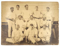 image of Unidentified Cricket Team, photograph