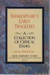 published essays on shakespeare