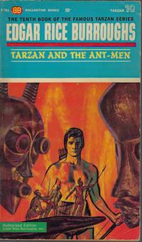 image of TARZAN AND THE ANT MEN (Tarzan #10)