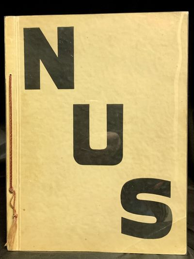 Paris: Daniel Masclet, 1933. First edition. Hardcover. Original heavy card wrappers, spine wrapped w...