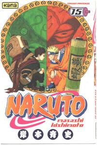 image of Naruto  tome 15