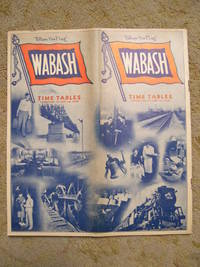 WABASH RAILROAD COMPANY [PASSENGER] TIME TABLES CORRECTED TO JUNE 18, 1939