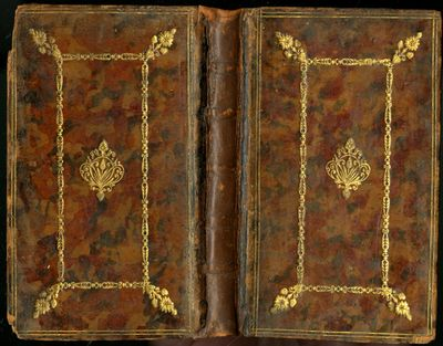 Amsterdam: I. T. Schipper, 1668. Hardcover (Full Leather). Very Good Condition. Contemporary paneled...