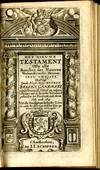 View Image 2 of 2 for Het Nieuwe Testament Inventory #046919