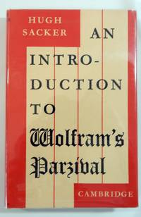 image of An Introduction to Wolfram's 'Parzifal'