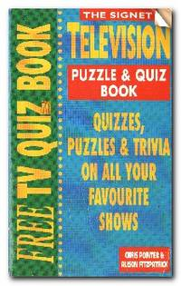 image of The Signet Television Puzzle And Quiz Book