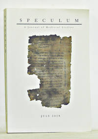 Speculum: A Journal of Medieval Studies. Volume 93, No. 3 (July 2018)