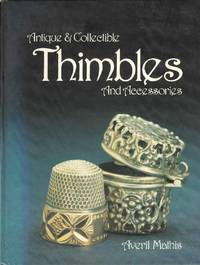 Antique & Collectible Thimbles and Accessories