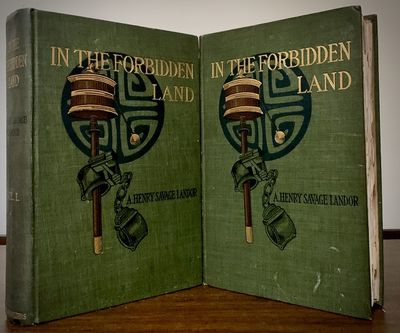 New York & London: Harper & Brothers, 1899. First edition. Hardcover. Orig. green cloth decorated in...