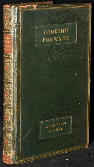 London: Nisbet & Co, 1920. Hard Cover. Very Good+ binding. Signed. Inscribed by Higham to that write...