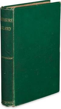 Treasure Island by  Robert Louis Stevenson - 1st Edition - 1883 - from Quintessential Rare Books, LLC and Biblio.co.uk