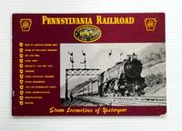 image of Pennsylvania Railroad A Picture Study of the K-4 Including Specifications, Text, Tender Data, Drawings, Roster and Other Information about the Famous Locomotive (Steam Locomotives of Yesteryear)