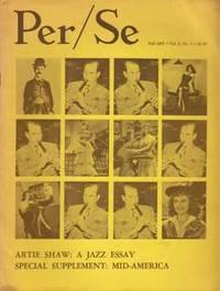 Per/Se.  Fall 1967, vol. 2, no. 3