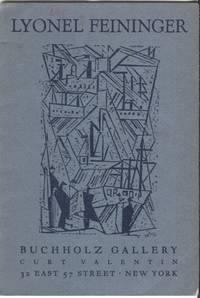 image of Lyonel Feininger