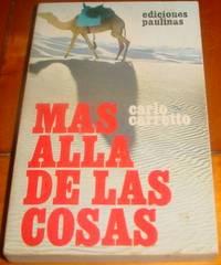Mas Alla de las Cosas por Carlos Carretto (1969)