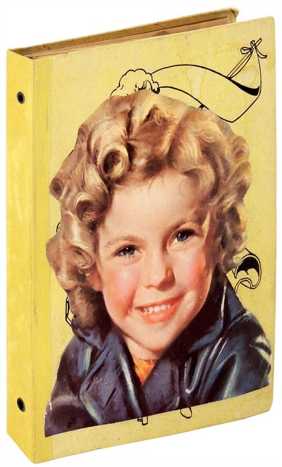 n.p.: n.p., 1934. Hardcover. Very Good. Hardcover. Unique vintage Shirley Temple scrapbook lovingly ...