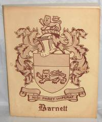 The Barnett and Kindred Families