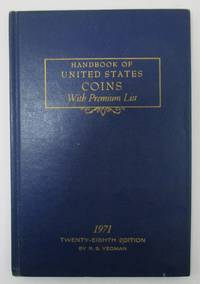 image of Handbook of United States Coins with Premium List