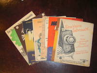 312 INDIVIDUAL MUSIC SHEETS From 1930-1960