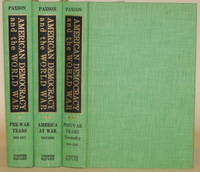 AMERICAN DEMOCRACY AND THE WORLD WAR Three Volumes Complete