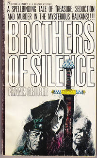 Brothers of Silence by  Frank Gruber - Paperback - 1st Printing - 1963 - from John Thompson and Biblio.com