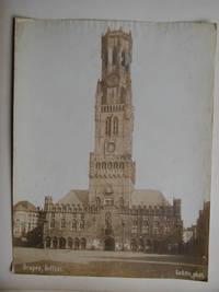 Belgium: Bruges, Beffroi.