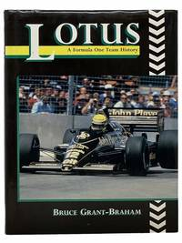 image of Lotus: A Formula One Team History