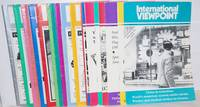 image of International viewpoint [19 issues for the year 1987]