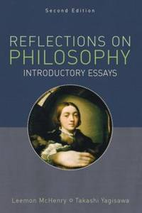Reflections on Philosophy : Introductory Essays