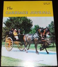 image of The Carriage Journal Autumn 1969 Volume 7 Number 2