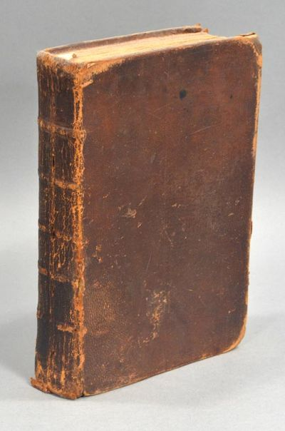 1748. FIRST AMERICAN EDITION 1748 WATTS, I. THE WORLD TO COME: OR, DISCOURSES ON THE JOYS OR SORROWS...
