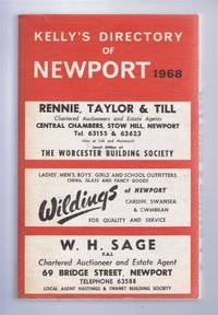 Kelly's Directory of Newport (Incorporating John's Newport Directory) 1968 Tenth Edition