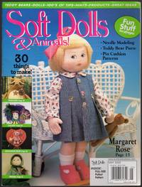 image of Soft Dolls & Animals April/May 2003, Volume 7, Issue 3