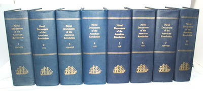Washington, DC: US Gov. Printing Office, 1964 - 1996. First Editions. Volumes I through VIII all in ...