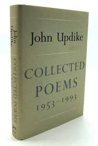 Collected Poems 1953 1993    inscribed