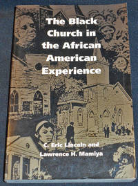 image of The Black Church in the African American Experience