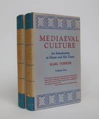 image of Mediaeval Culture: An Introduction to Dante and His Times [2 Vol]