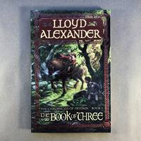 image of The Book of Three (The Chronicles of Prydain Book 1)