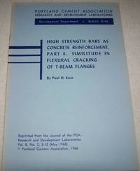 High Strength Bars as Concrete Reinforcement, Part 8: Similitude in Flexural Cracking of T-Beam...