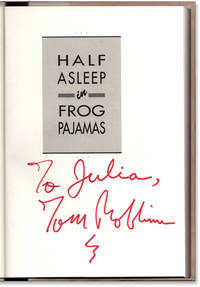 Half Asleep in Frog Pajamas.