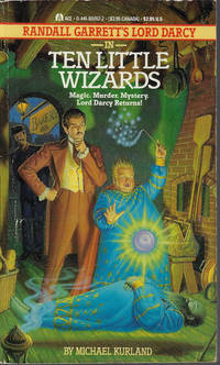 image of TEN LITTLE WIZARDS (Lord Darcy in)