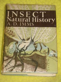 New Naturalist #8, Insect Natural History
