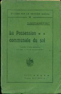 La Possession communale du sol