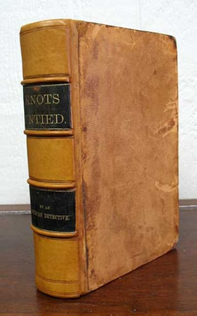 Hartford: J. B. Burr & Hyde, 1872. Full publisher's sheep binding (recent respining) with black leat...
